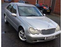 Mercedes C270 CDI - 2.7 Diesel 180Bhp Automatic,12 Months Mot £899 or swap