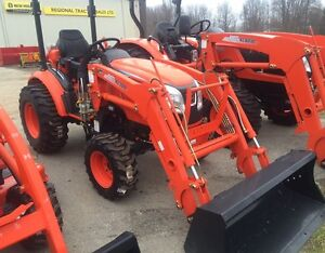 2015 Kioti CK2510 Tractor with Loader