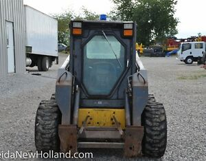 New Holland LS185.B Skidsteer