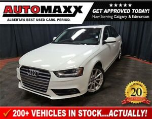 2014 Audi A4 2.0 Progressiv! Loaded!
