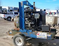 2009 Gorman-Rupp T6A60S-4045D Trash Pump