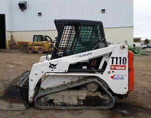 2012 Bobcat T110 Skid Steer