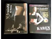 X Train Fitness DVDs
