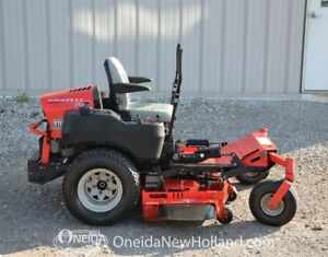 Gravely 252Z Zero Turn Mower