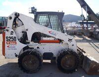 2010 Bobcat S250 Skid Steer