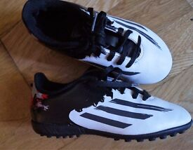 Messi Astro turf football boots