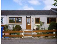 Fochabers - 3 Bed Terraced Bungalow. Fixed Price for Quick Sale
