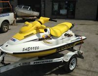 1999 Sea-Doo GSX - Parting Out