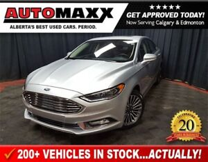 2017 Ford Fusion SE AWD Luxury w/Leather/Nav/Roof!