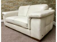 SOFAS**HIGH END**LEATHER 3 PIECE SUITE**FREE LOCAL DELIVERY