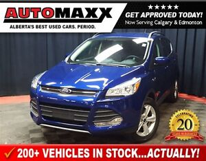 2015 Ford Escape SE 4X4 w/Nav!