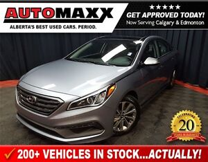 2016 Hyundai Sonata Sport Tech w/Leather/Nav/Pano Roof!