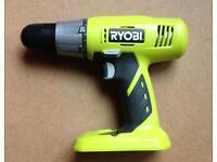 Ryobi CDC1802 18V cordless drill