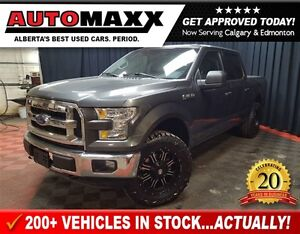 2016 Ford F-150 XLT SuperCrew 4x4!