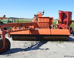 Vohl Sw-112 Sweeper