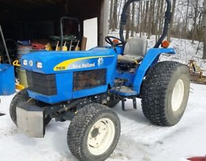 2010 New Holland T1530 Tractor at Auction