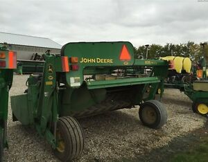 2008 John Deere 835 Mower Conditioner Kitchener / Waterloo Kitchener Area image 5