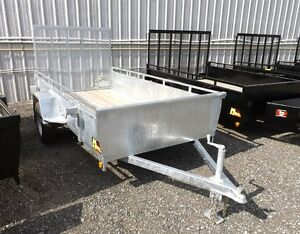 5'x8' Utility Trailer - Canadian Made
