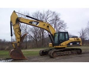 Excavator - Lease or Finance