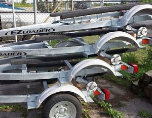New EZLoader Boat Trailers