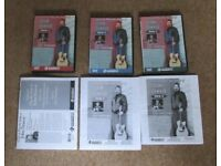 three John Denver DVDs learn to play all his songs