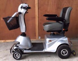 Quingo Classic full suspension pavement mobility scooter