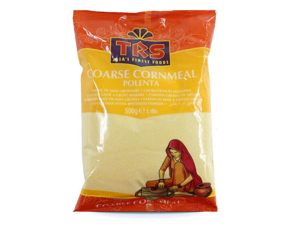 TRS Grobes Maismehl (Polenta) 500g / Coarse corn meal (polenta)