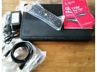 cable TV media box, Cisco CT 8620, with 500gb hard drive. New still in packaging. never used.