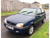 Ford Fiesta 1.2 Zetec , 2000, only 73000, MOT Mar 2018, VGC in and out.