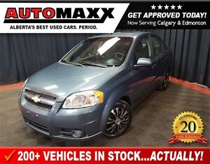 2009 Chevrolet Aveo LT Sunroof!