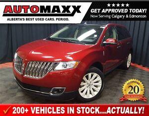 2014 Lincoln MKX AWD w/Lthr/Nav/Roof!