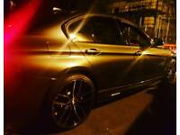 BMW 335D X DRIVE FOR HIRE