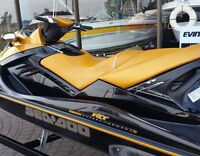 2006 SeaDoo RXT - 215 Supercharged & trailer