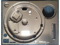 TECHNICS 1210 MK2 PLINTH 1200 pioneer