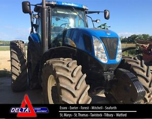 2009 New Holland T7050 Tractor