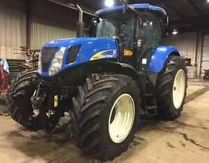 2008 New Holland T7040 Tractor