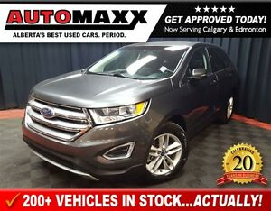 2016 Ford Edge SEL 2.0L w/Leather!