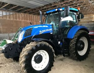 2014 New Holland T7.170 AUTOCOMMAND Tractor