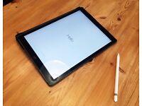 "iPad Pro 12.9"" 128Gb Wifi and 4G Cellular + Apple Pencil"