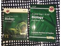 A LEVEL Revision guide, used for sale  West Yorkshire