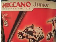 Meccano junior set