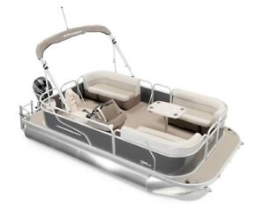 2018 Princecraft Jazz 170 Pontoon Boat
