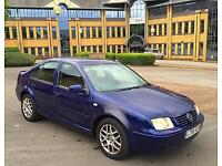 2005 VOLKSWAGEN BORA 1.9 TDI HIGH LINE full leather heated
