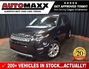 2016 Land Rover Discovery Sport HSE w/Nav/Leather/Roof!
