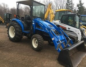 2006 New Holland TC45DA Compact Tractor