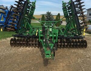 2003 John Deere 726 Mulch Finisher