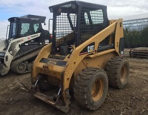 2001 Cat 236 Skid Steer