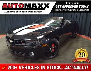 2011 Chevrolet Camaro 2LT RS w/Leather!