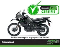 2015 Kawasaki KLR650 31.41$*/sem**Transport Prep Inclus