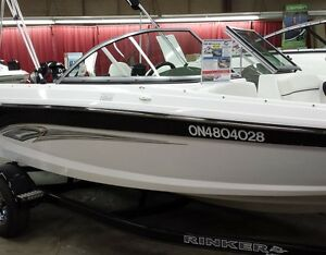 Used 2015 Rinker Fish n Ski 18 ft - V6 pkg